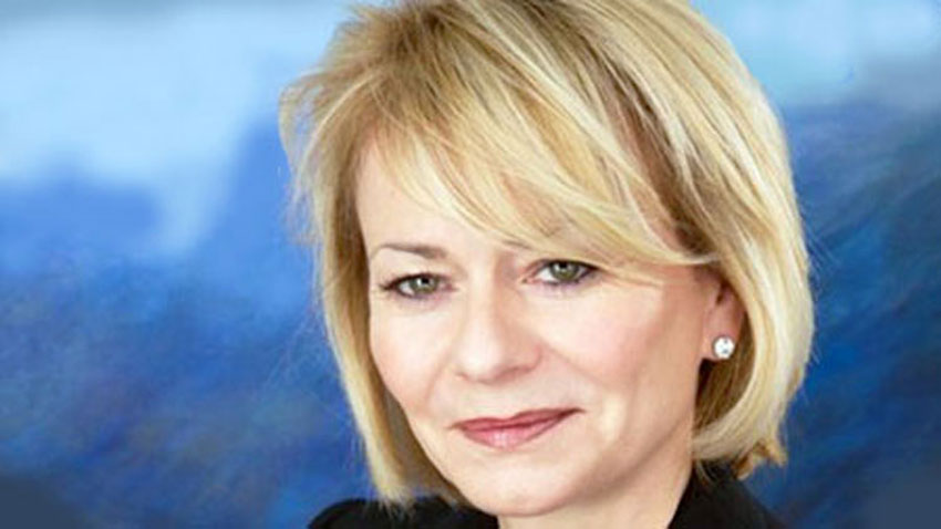 Harriet Green GM of IBM