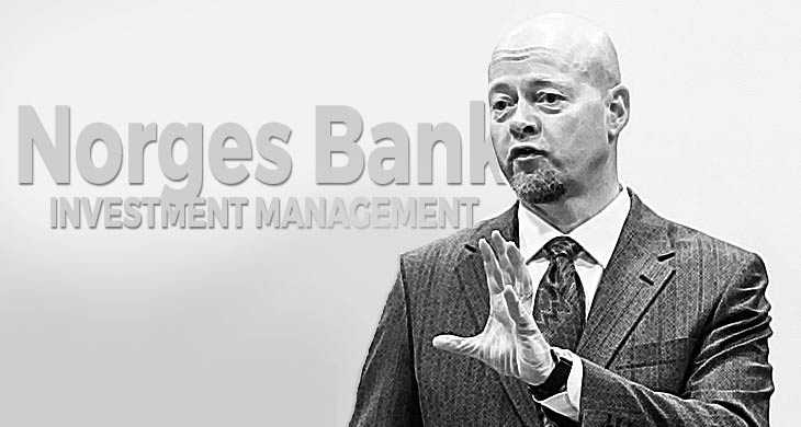 Yngve Slyngstad CEO at Norges Bank Investment Management