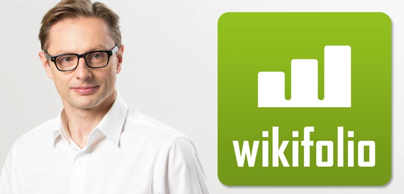 Andreas Kern Wikifolio founder