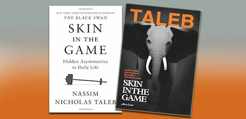 Skin in the Game by Nassim Taleb
