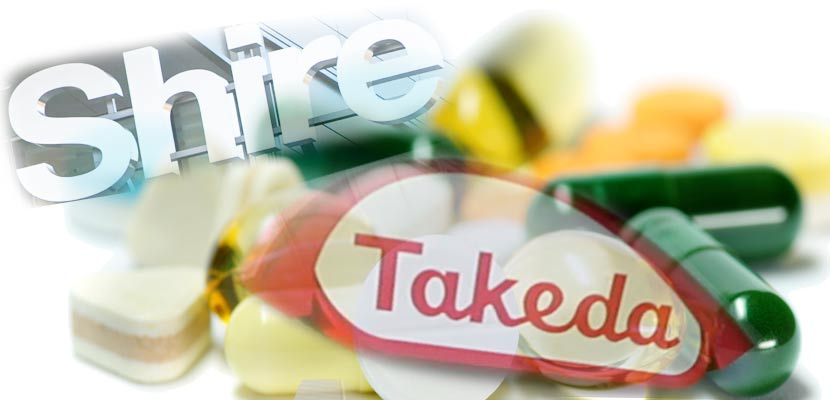 Takeda buys Shire