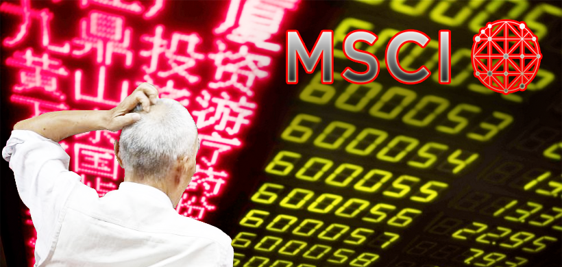 Chinese A-Shares go live on MSCI Emerging Markets Index