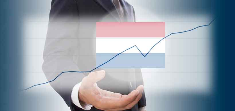 The Netherlands import more business services