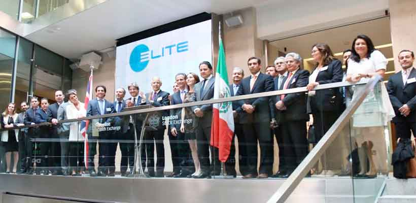 8 Mexican companies join LSE's ELITE