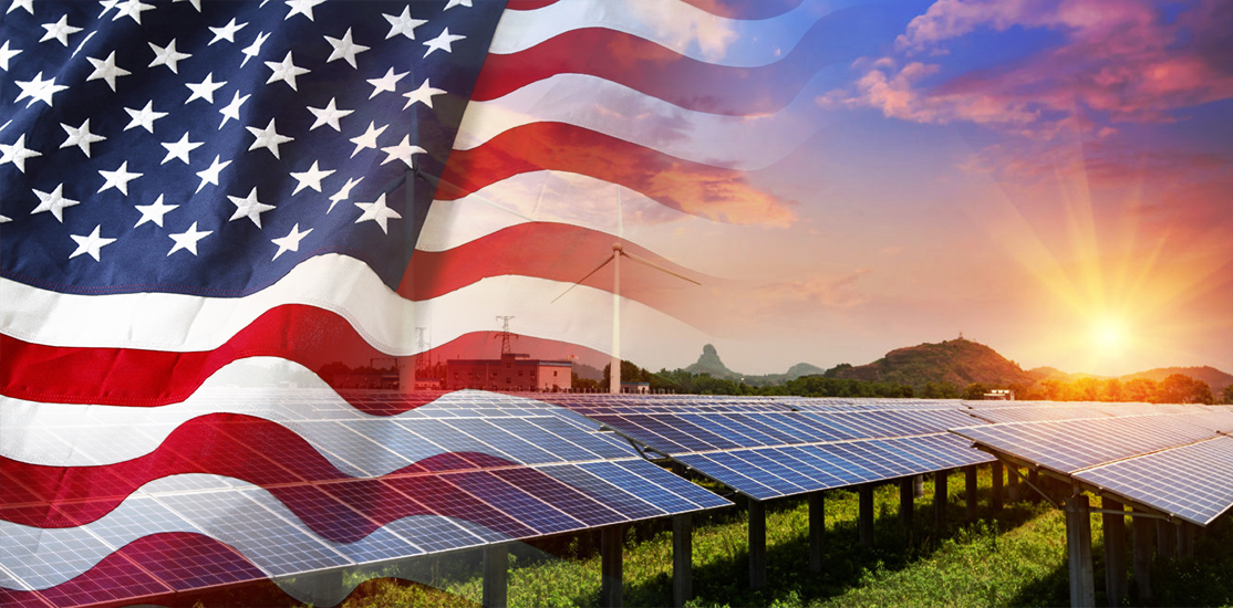 The U.S. solar market Photo: Solar Digest