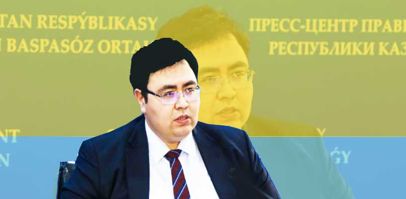 Arystan Kabikenov-Kazakhstan Deputy Minister for Investment