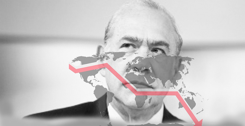 OECD warns the world economy is in a dangerous place
