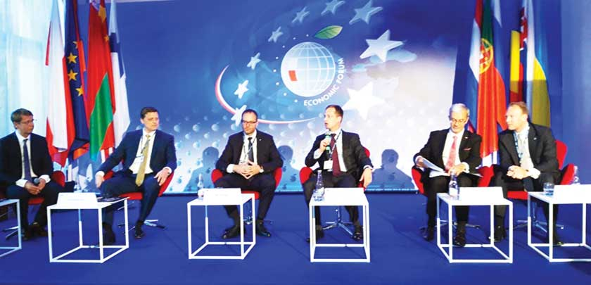 29th Krynica Economic Forum Poland