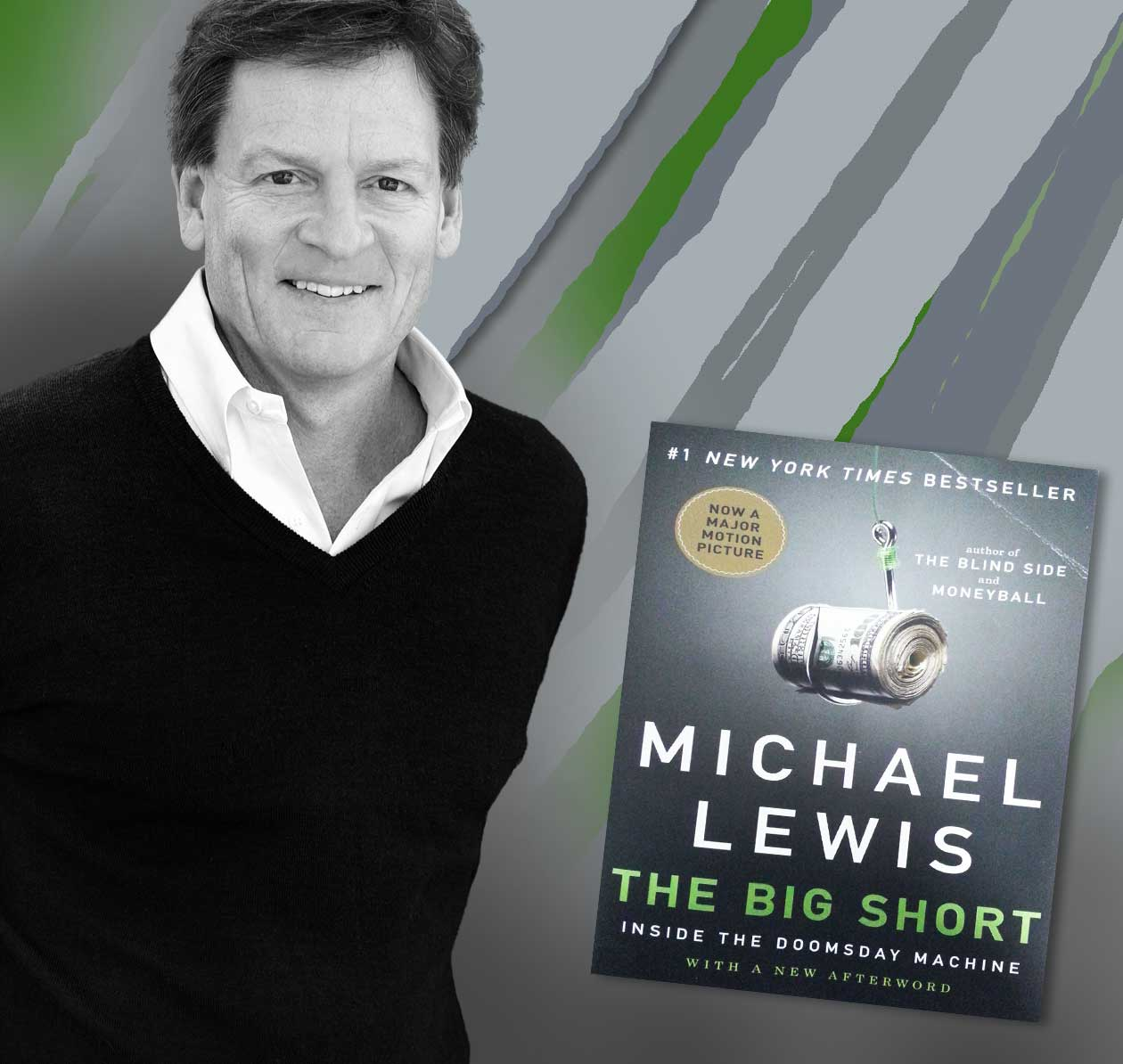 Michael Lewis author of The Big Short