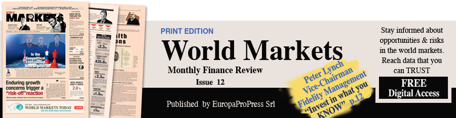 World Markets Print Edition Issue 12