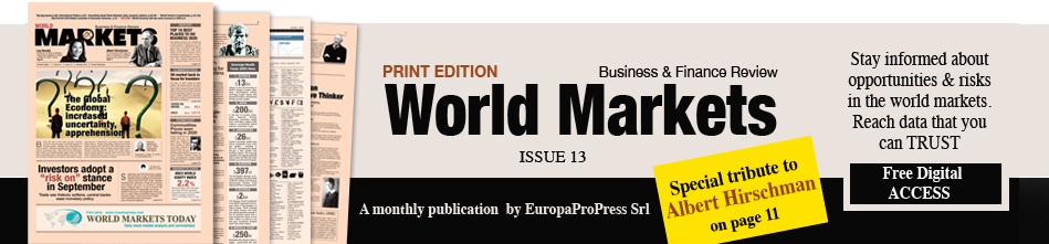 World Markets Print Edition Issue 13