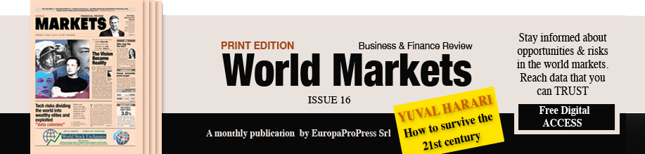 World Markets Print Edition Issue 16