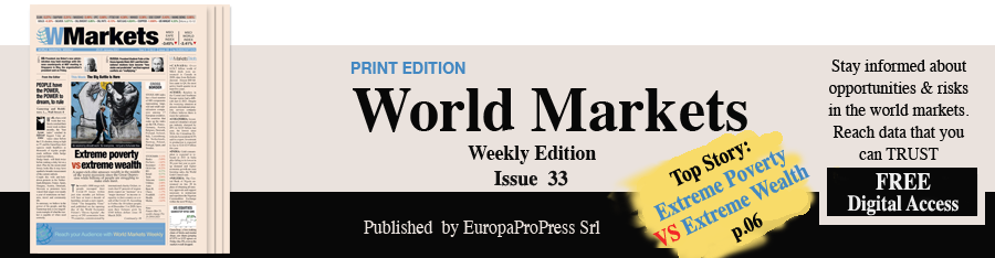 world markets weekly issue 33