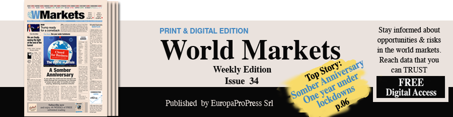 world markets weekly issue 34
