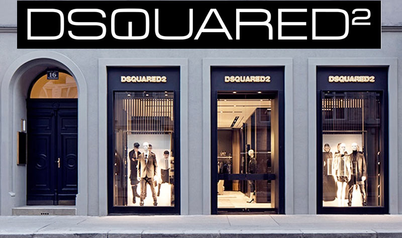 Dsquared2 store