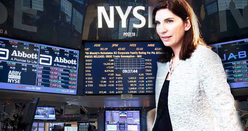 Stacey Cunningham NYSE President
