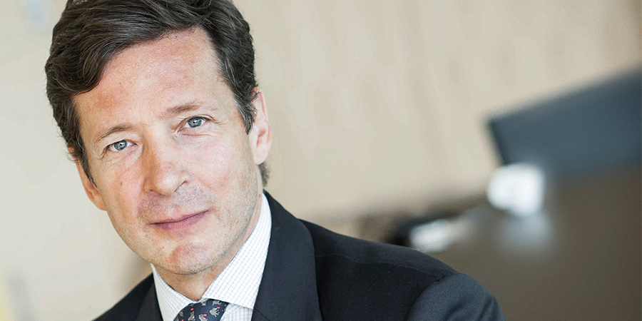 Nicolas Mackel Luxembourg for Finance CEO