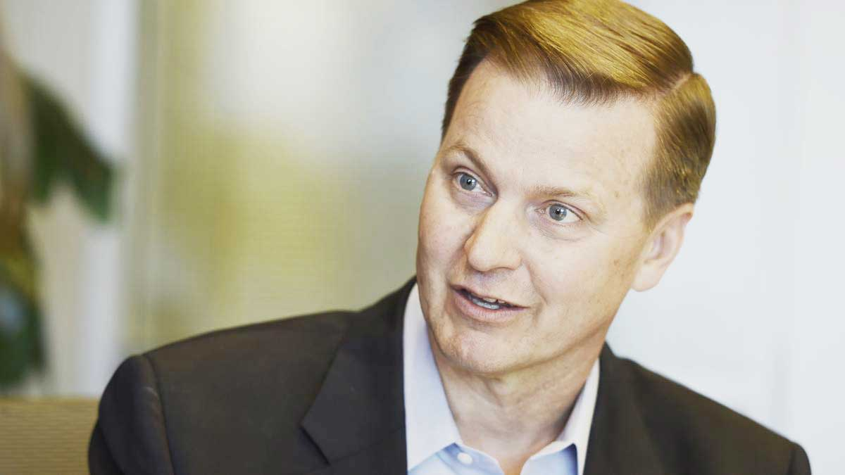 Newmont Mining CEO