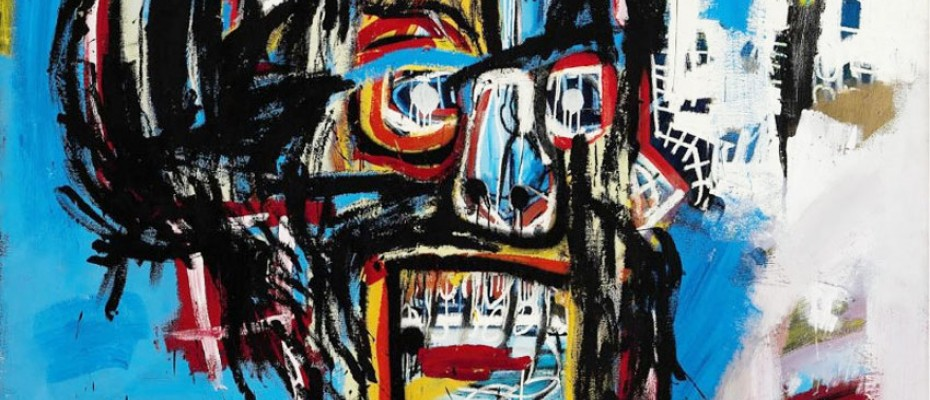 Jean Michel Basquiat Unititled 1982