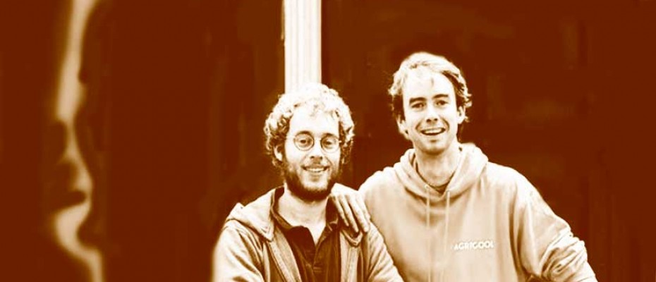 Agricool cofounders Guillaume Fourdinier and Gonzague Gru