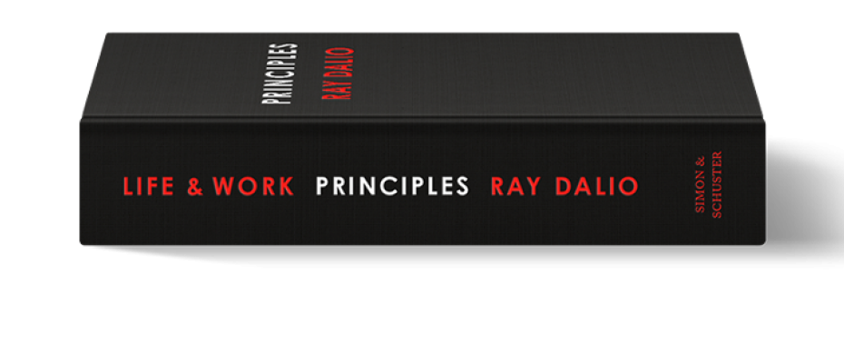 Life & Work Principles by Ray Dalio