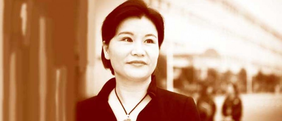 Zhou Qunfei, the world's richest self-made woman