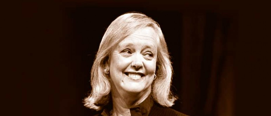 Meg Whitman CEO of NewTV