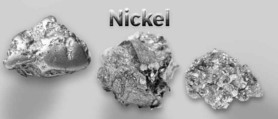The nickel price is up