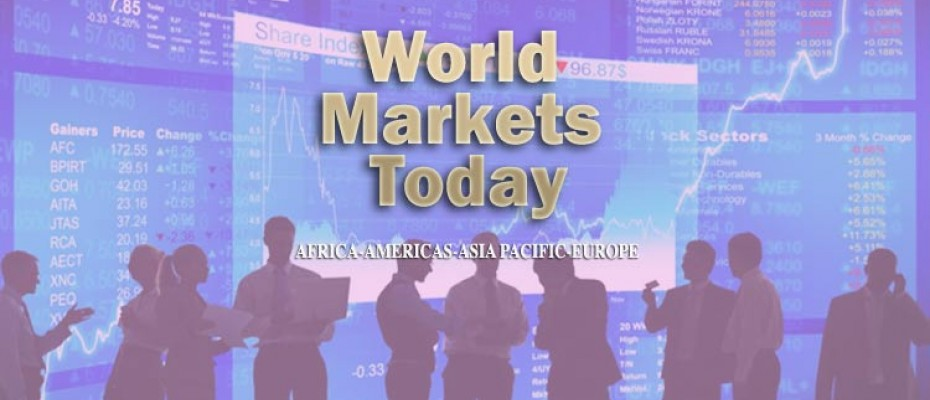 world markets today
