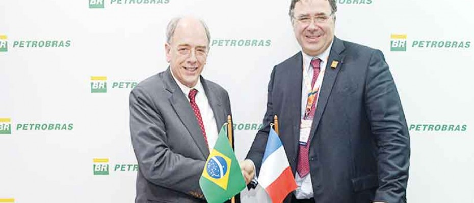 Petrobras And Total signed a Memorandum of Understanding