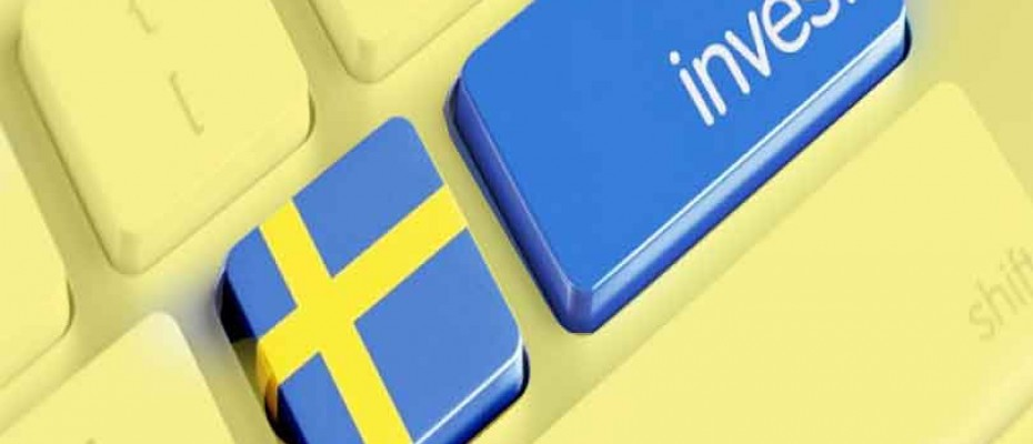 Investment in Sweden has decreased