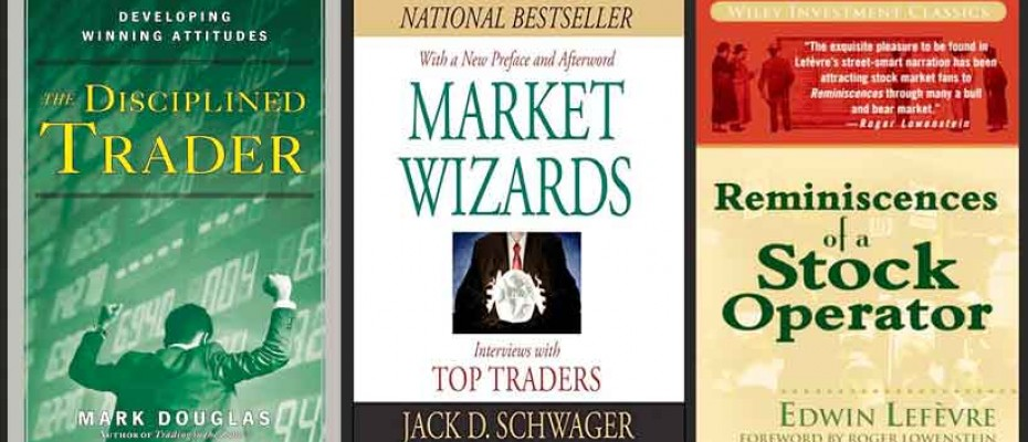Top 3 trading books