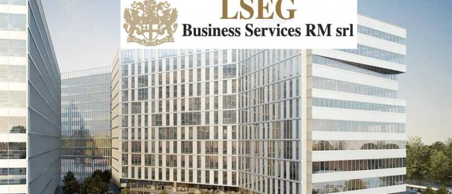 Campus 6 office project in Bucharest where LSEG Business Services RM is located