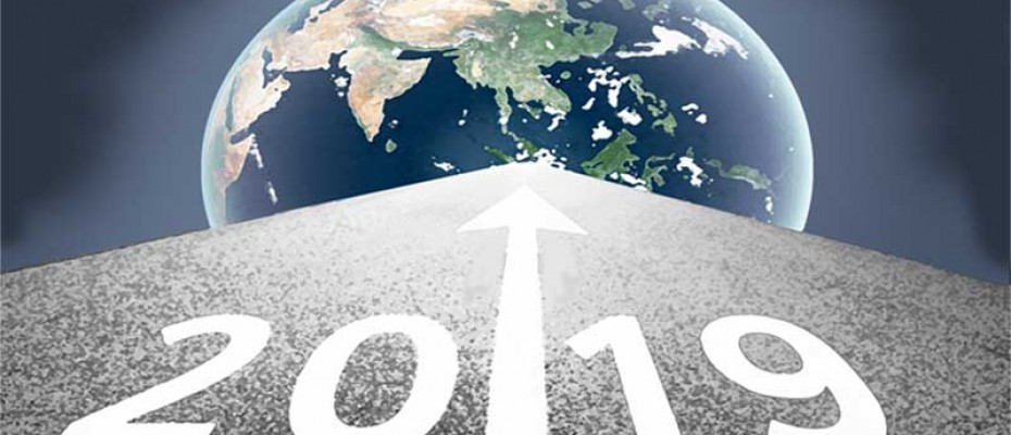 World economic growth is forecast to decelerate to 3.5% in 2019