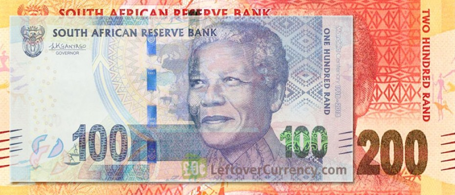 South Africa's rand