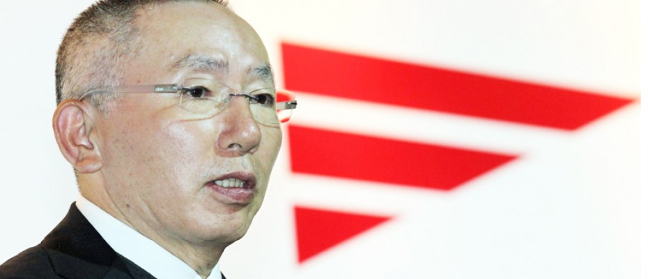 Tadashi Yanai President & CEO of the Fast Retailing Group