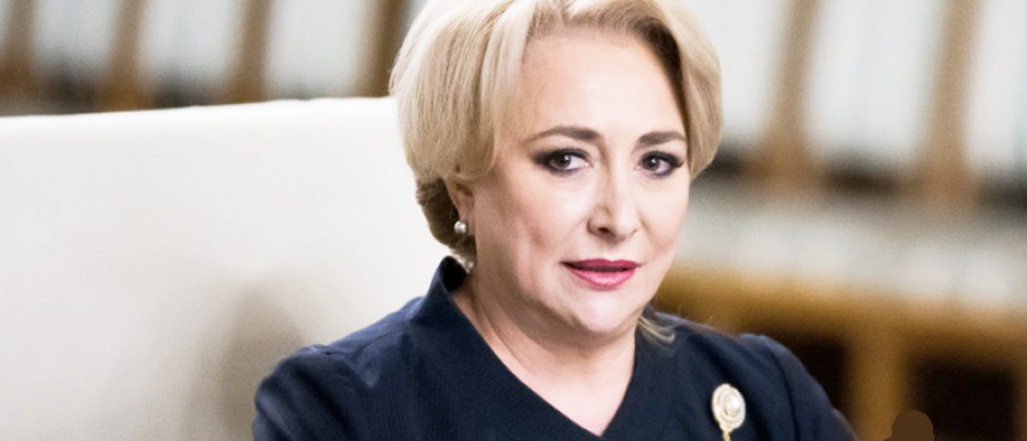 Romanian PM Viorica Dancila