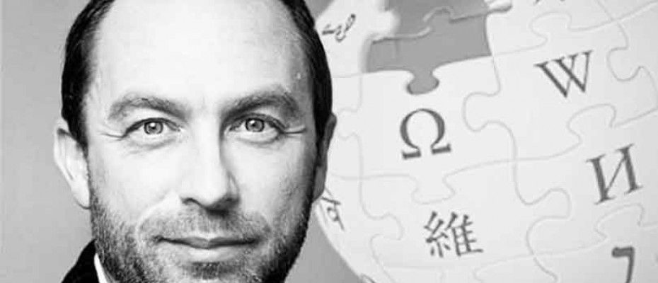 jimmy wales wikipedia founder
