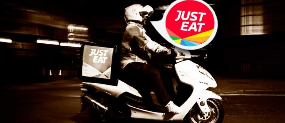 Just Eat online food delivery