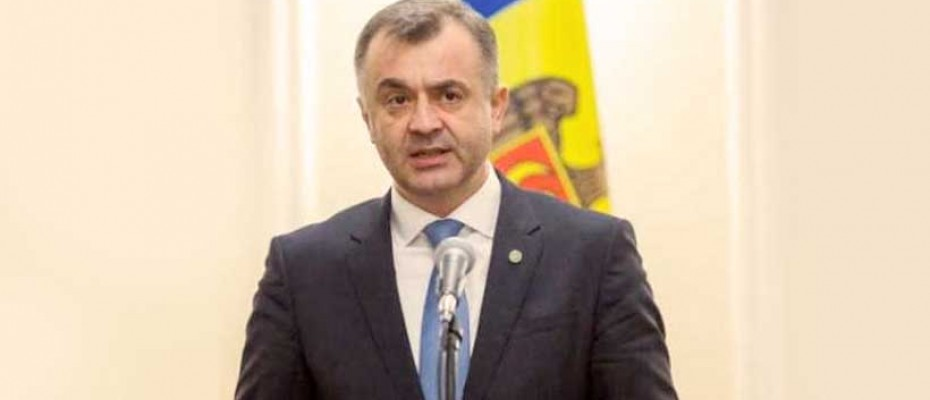 Ion Chicu Moldovan Prime Minister