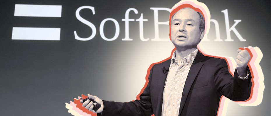 SoftBank founder, chairman and CEO Masayoshi Son