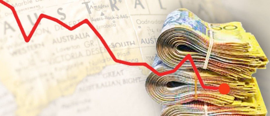 Average wealth of the Australians is now just US$386,058