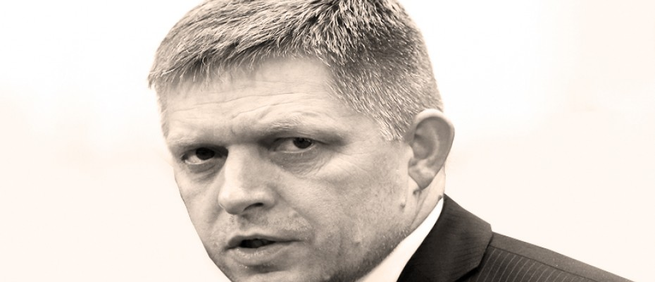 Robert Fico, Slovakia's former premier and leader of  Smer party