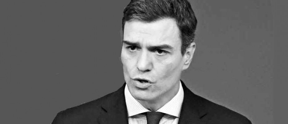 Pedro Sanchez Spanish PM