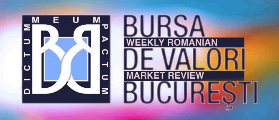 Bucharest Stock Exchange (BVB)  weekly review