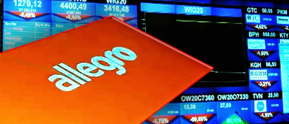 Allegro debuts on Warsaw Stock Exchange