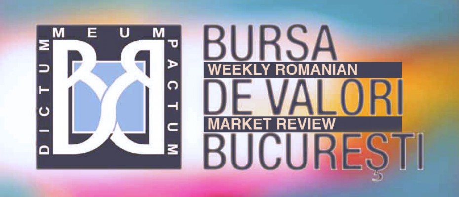 Bucharest Stock Exchange Weekly Review